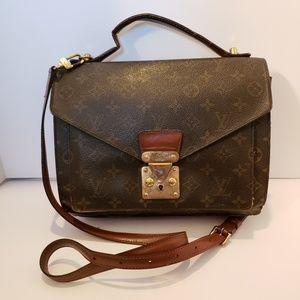 Louis Vuitton Monceau Crossbody purse
